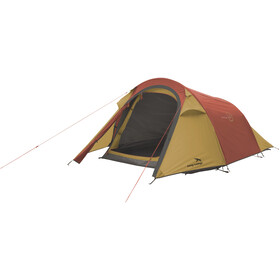 Easy Camp Energy 300 Tent, geel/rood